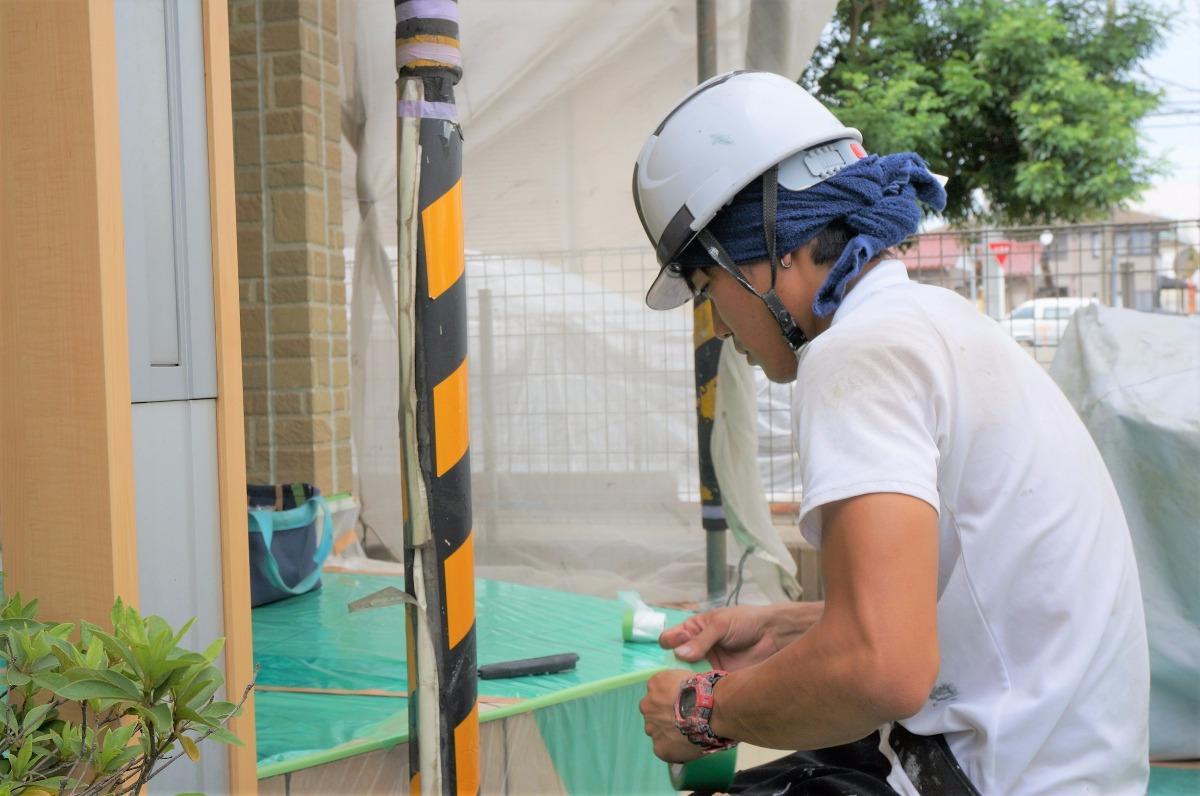 所沢市で塗装工事・屋根工事・防水工事なら|株式会社ホソダ