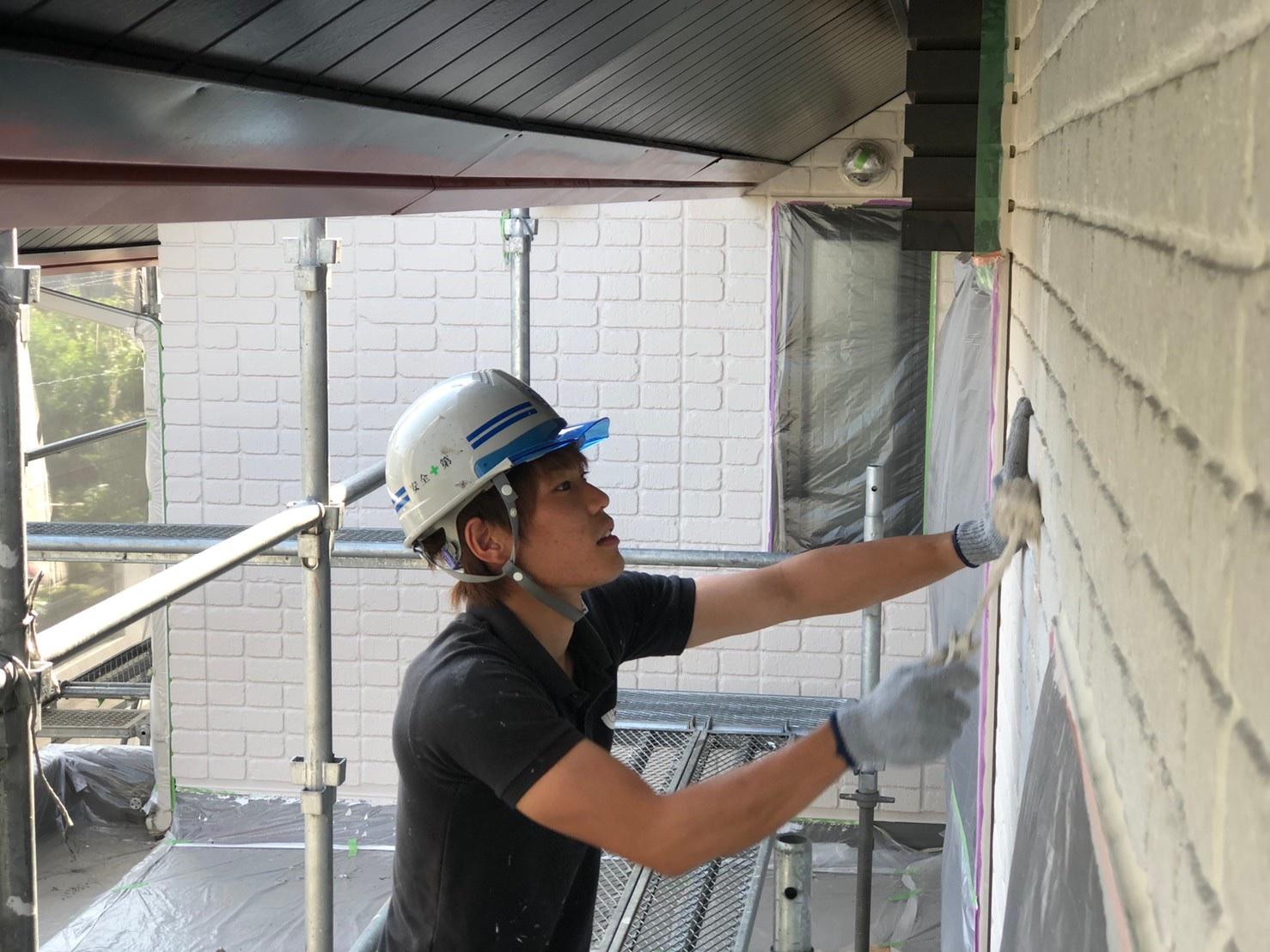 飯能市で塗装工事・屋根工事・防水工事なら|株式会社ホソダ