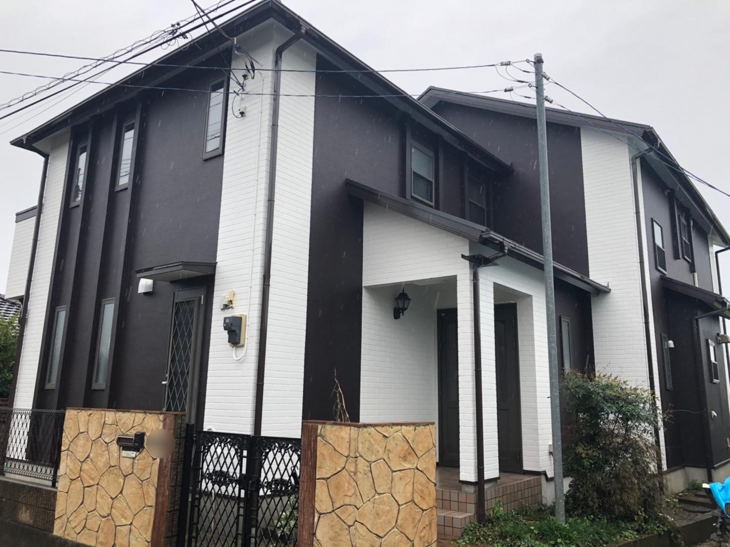 狭山市 外壁・屋根塗装工事 T様邸