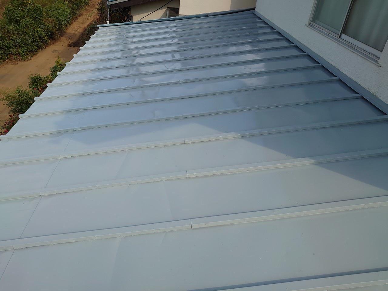 所沢市 屋根塗装・カーポート塗装・波板交換工事 Y様邸