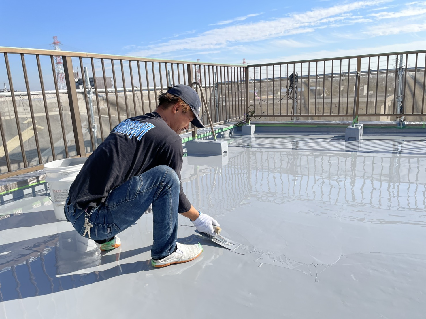 狭山市で塗装・屋根・防水の工事なら|株式会社ホソダ